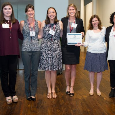 Auburn University took second place in the Campus Water Matters Challenge at the 2017 SEC Academic Conference.