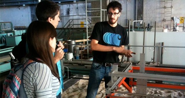 SEC Engineering Students Study Abroad in Italy