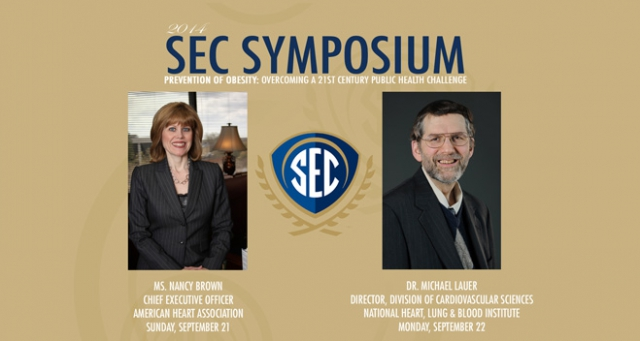 Keynote Speakers for 2014 SEC Symposium Announced