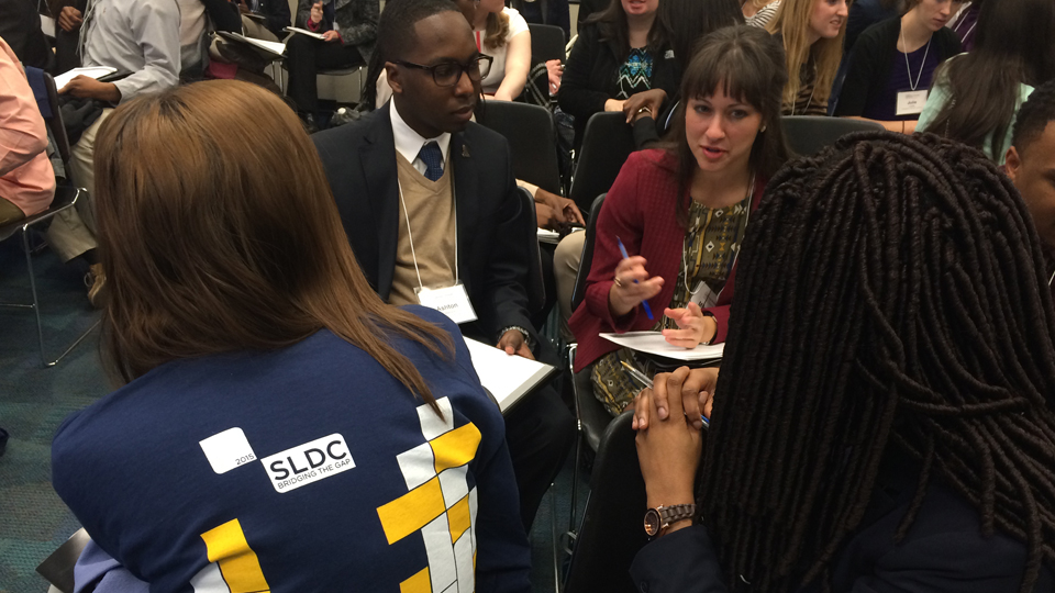 SEC Academic Collaboration Event to Discuss Social Change on Campus