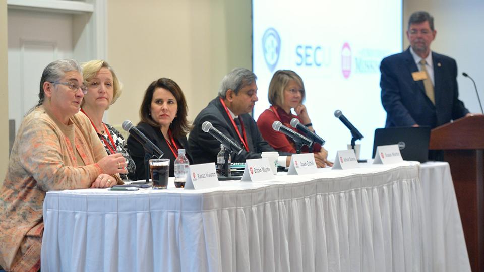 Forty-Eight Complete SEC Academic Leadership Development Program