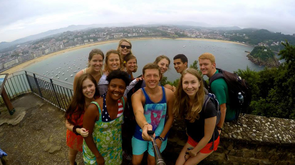 SEC study abroad students have the opportunity to explore Europe during the semester