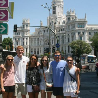 SEC students explore Spain during their semester abroad.