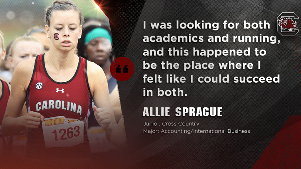 Academic Excellence is Part of the Culture for Gamecock Cross Country