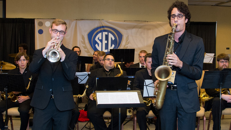 SEC Student Musicians to Perform During Football Championship Weekend