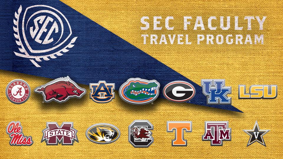 SEC Faculty Travel Visit Yields Useful Data for Manuscript on Political Behavior
