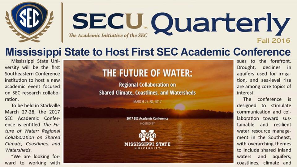 SECU Quarterly (Fall 2016)