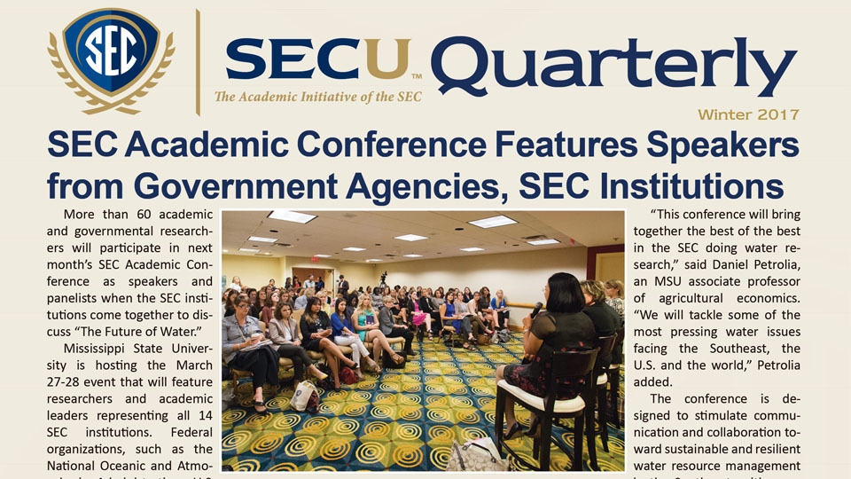 SECU Quarterly (Winter 2017)