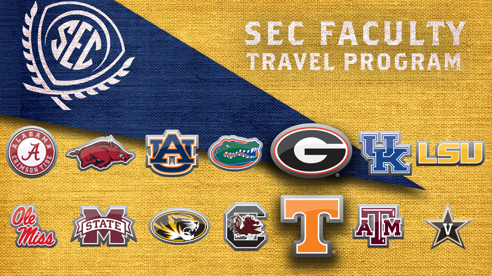 Professional Development for Graduate Students Subject of SEC Faculty Travel Visit