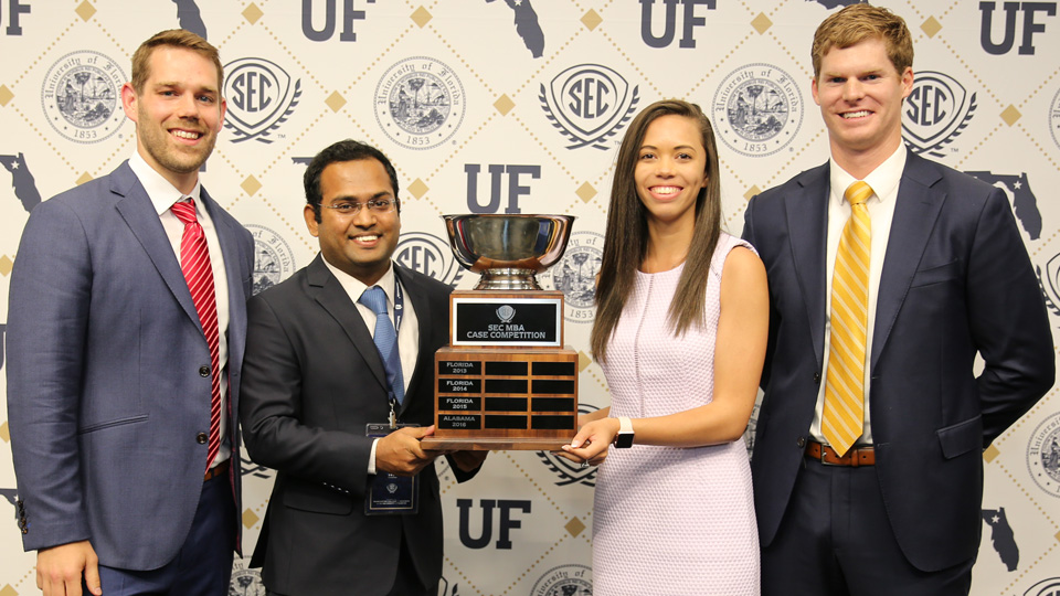 LSU to Host 2018 SEC MBA Case Competition