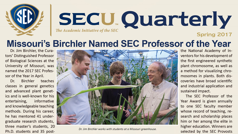 SECU Quarterly (Spring 2017)
