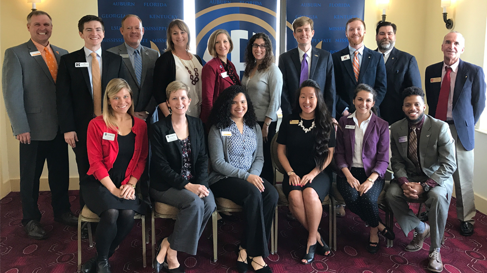Fall College Tour Brings SEC Admissions Representatives to Northeast
