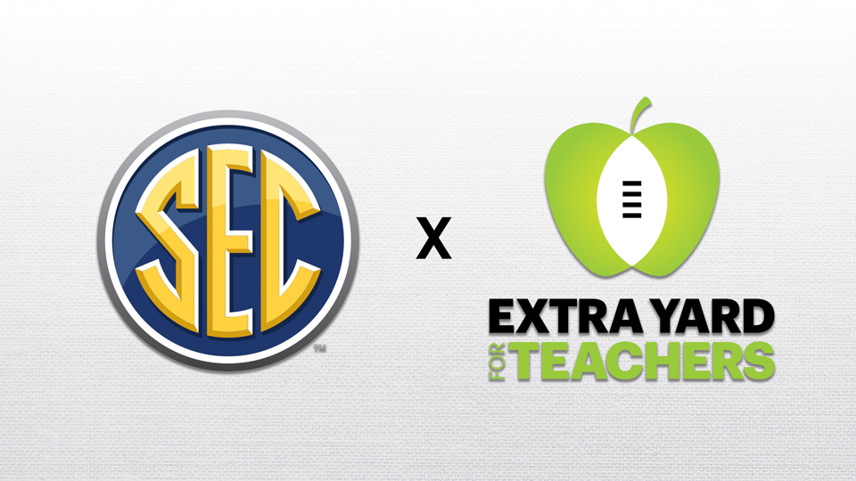 SEC To Honor Teachers Through Extra Yard For Teachers Initiative