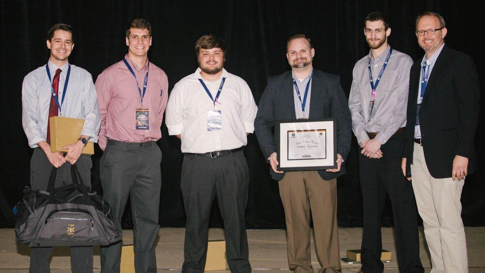 University Alabama Wins 2018 SEC Student Cyber Challenge Competition