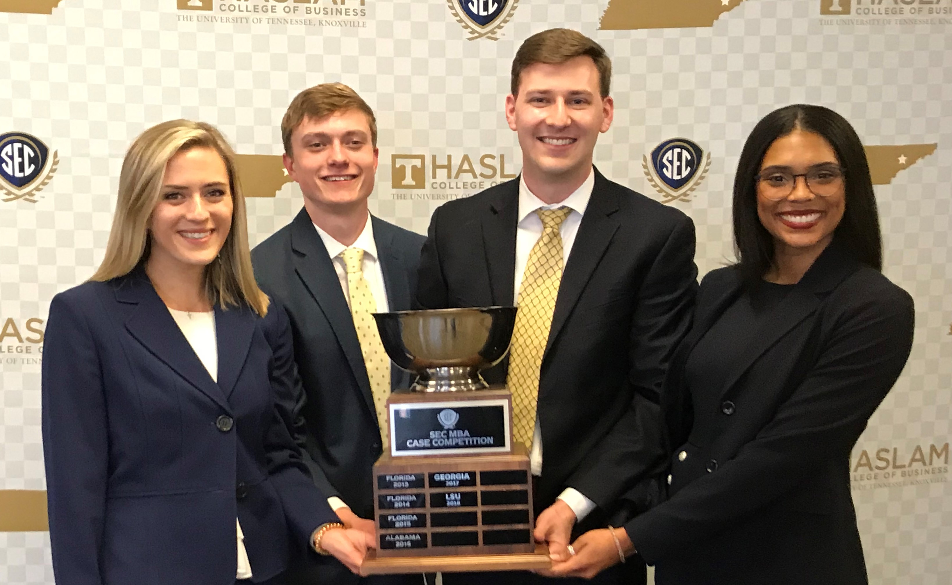 University of Alabama Wins 2019 SEC MBA Case Competition