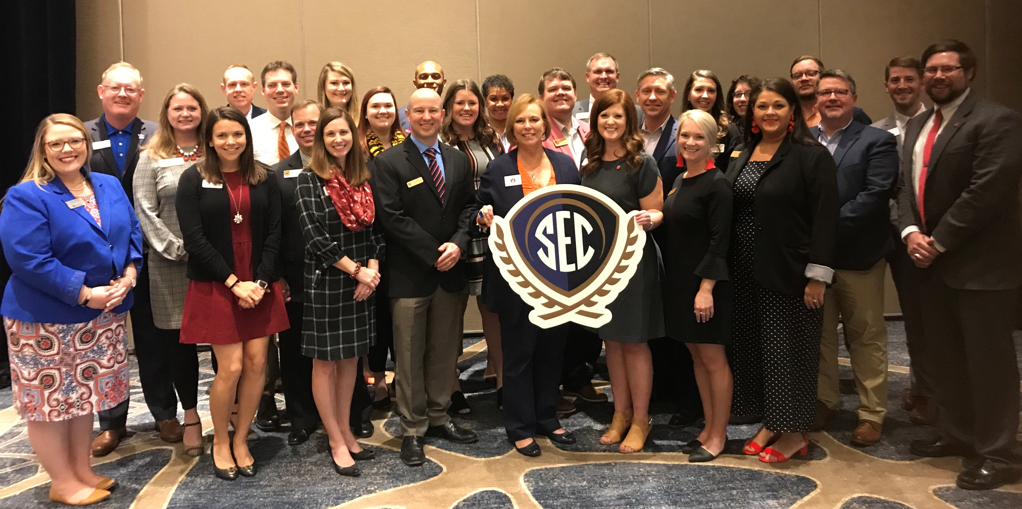 Hundreds attend SEC College Tour in Virginia and Maryland