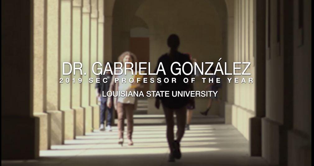 Dr. Gabriela González, Gravitational Wave Expert