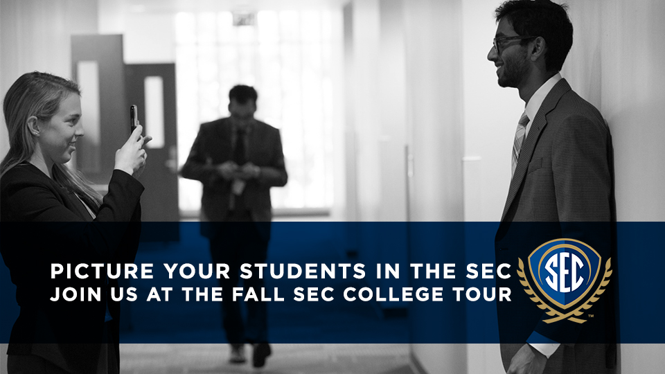 SEC College Tour Heads to Nevada and Arizona