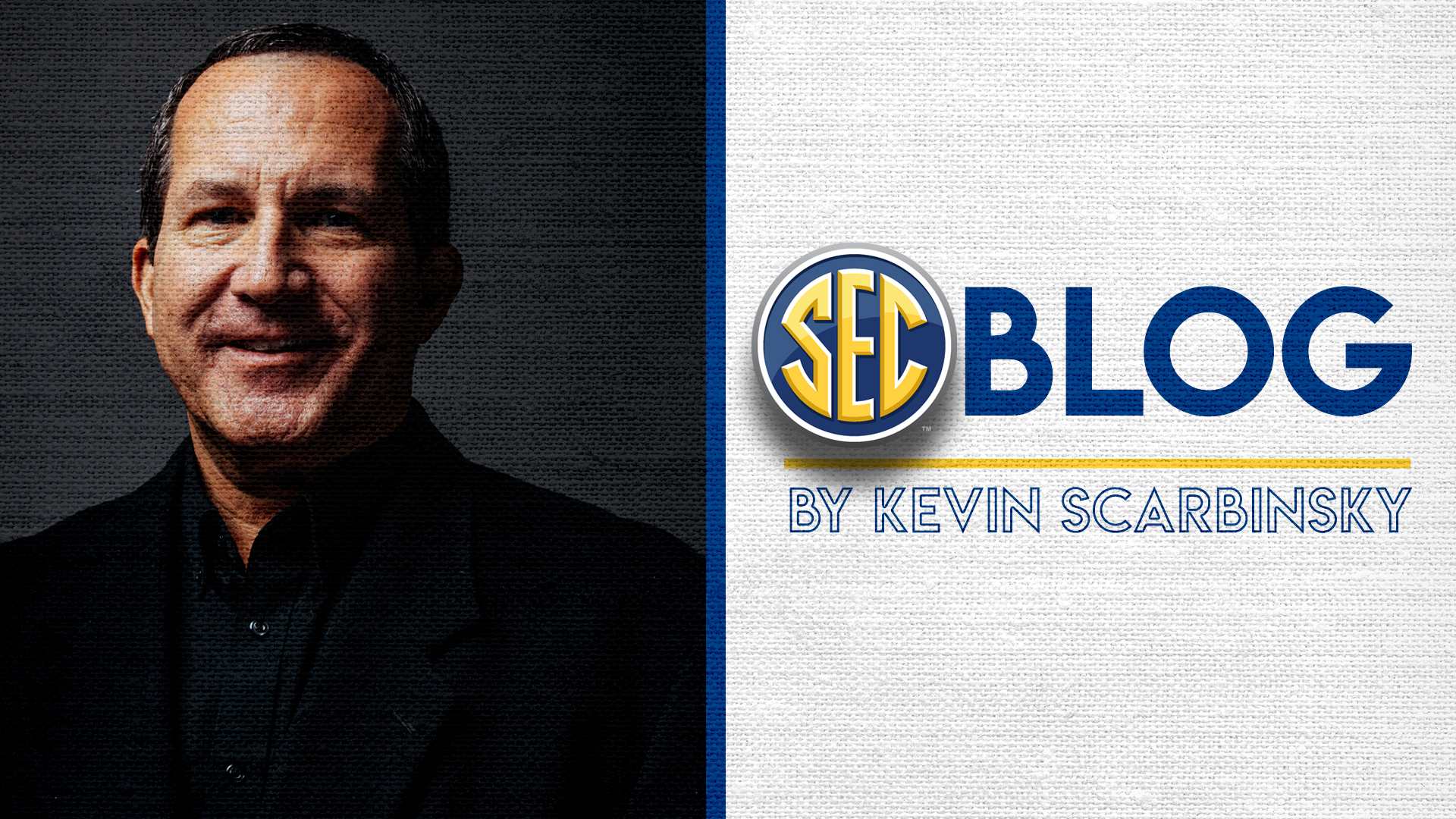 The SEC Blog: The day sports stopped