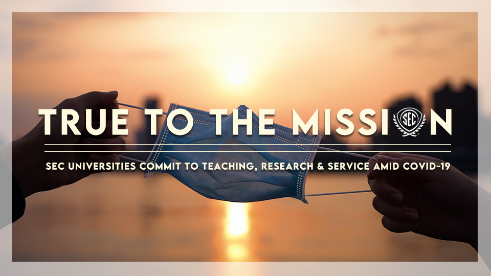 True to the mission: SEC universities commit to teaching, research & service amid COVID-19