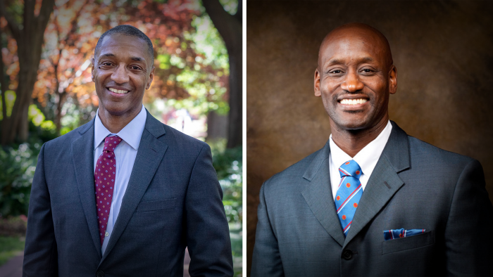 South Carolina's William F. Tate, Arkansas' Charles F. Robinson Become SEC's First African American Provosts - SECU