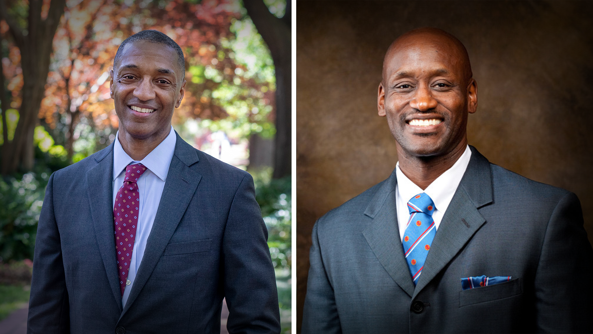 South Carolina's William F. Tate, Arkansas' Charles F. Robinson Become SEC's First African American Provosts