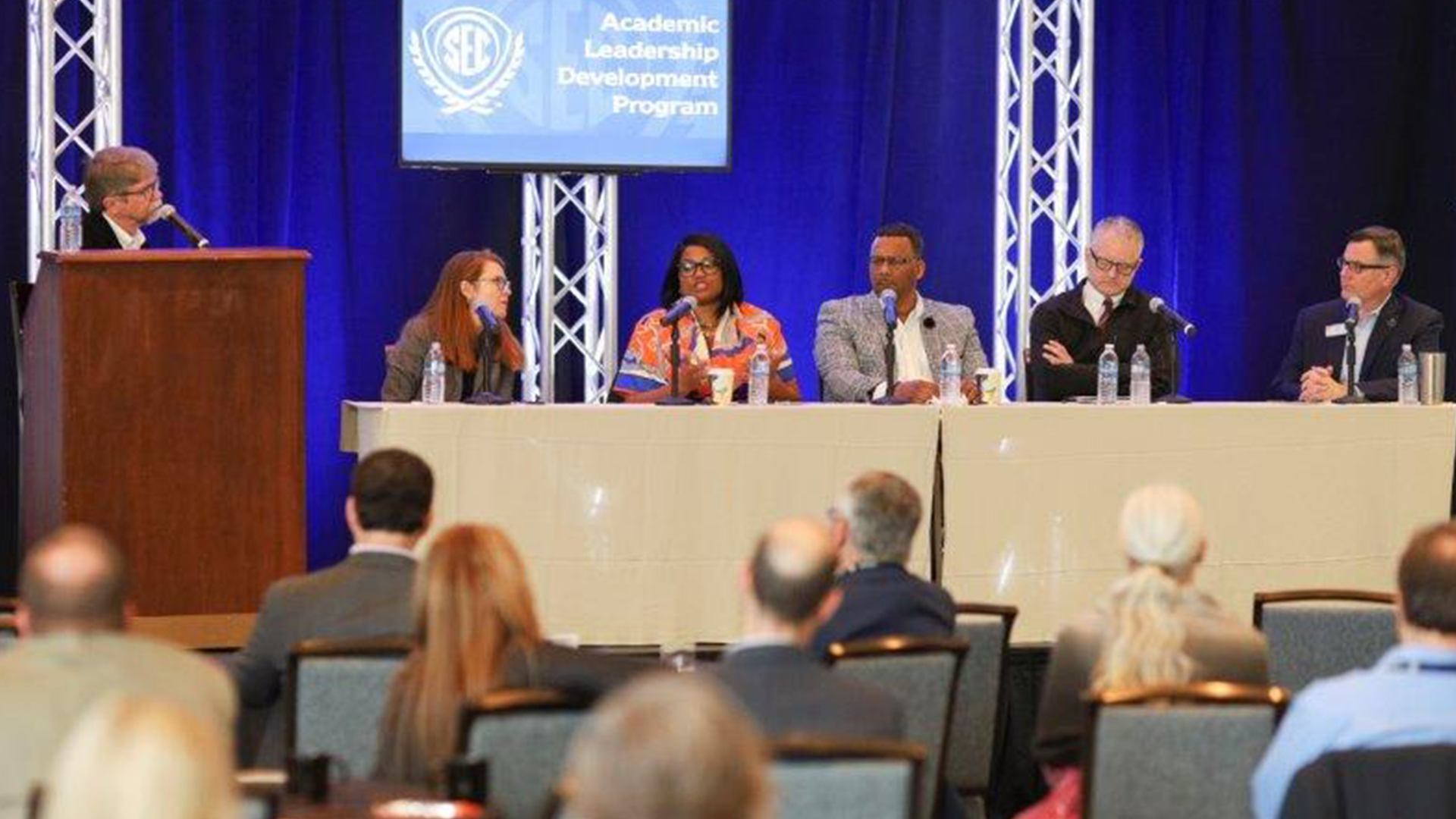 SEC Launches Virtual Panel Forum in Academic Leadership Development Program