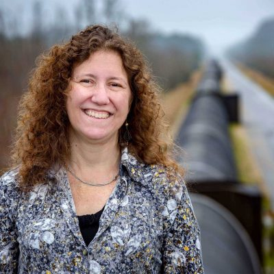 Dr. Gabriela González, Professor of Physics and Astronomy at Louisiana State University, won the 2019 SEC Professor of the Year award.