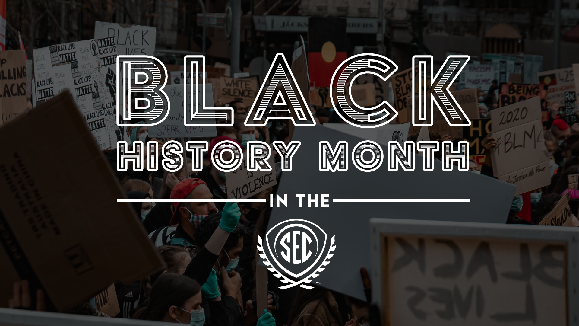 Black History Month in the SEC