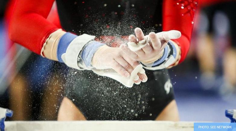 2021 SEC Gymnastics Community Service Team