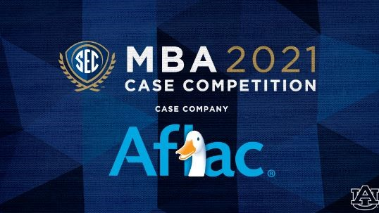 2021 SEC MBA Case Competition Case Company Announced