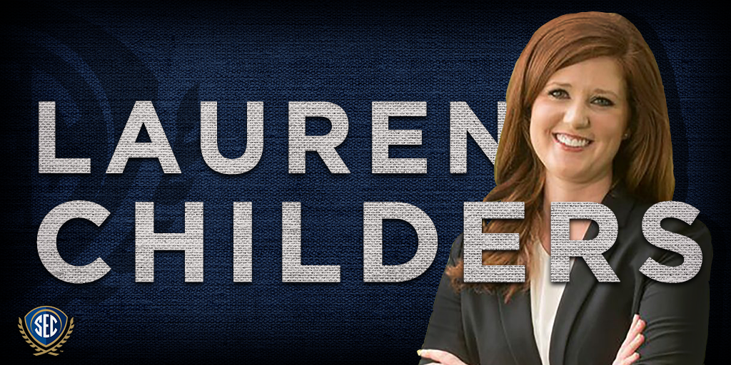 Fourteen on the 14th with Ole Miss' Lauren Childers
