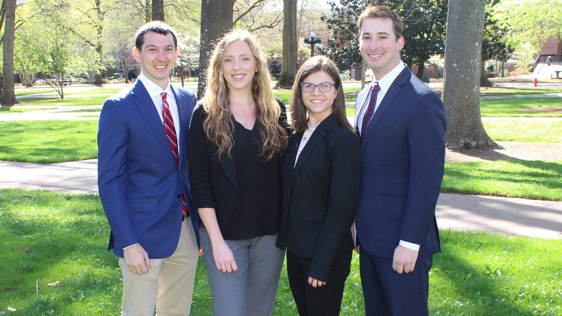 University of Mississippi Wins First SEC MBA Case Competition Title