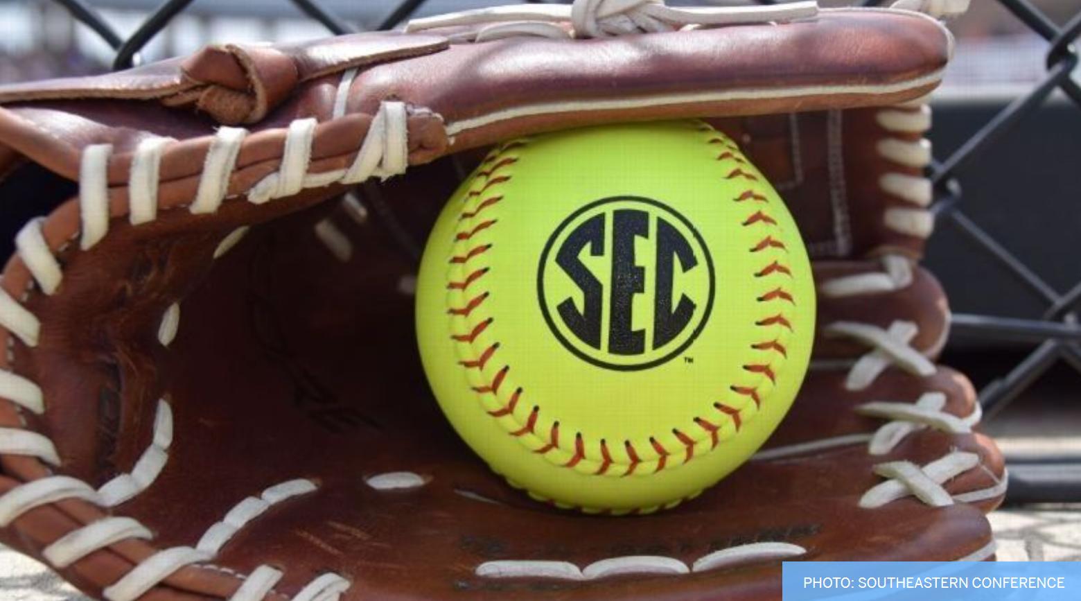 2021 SEC Softball Community Service Team Announced