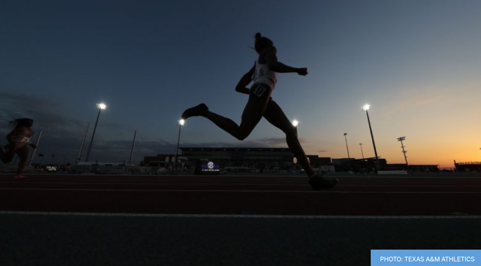 2021 SEC Outdoor Track & Field Scholar-Athletes of the Year