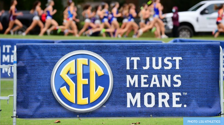 2021 SEC Track and Field Community Service Team Announced