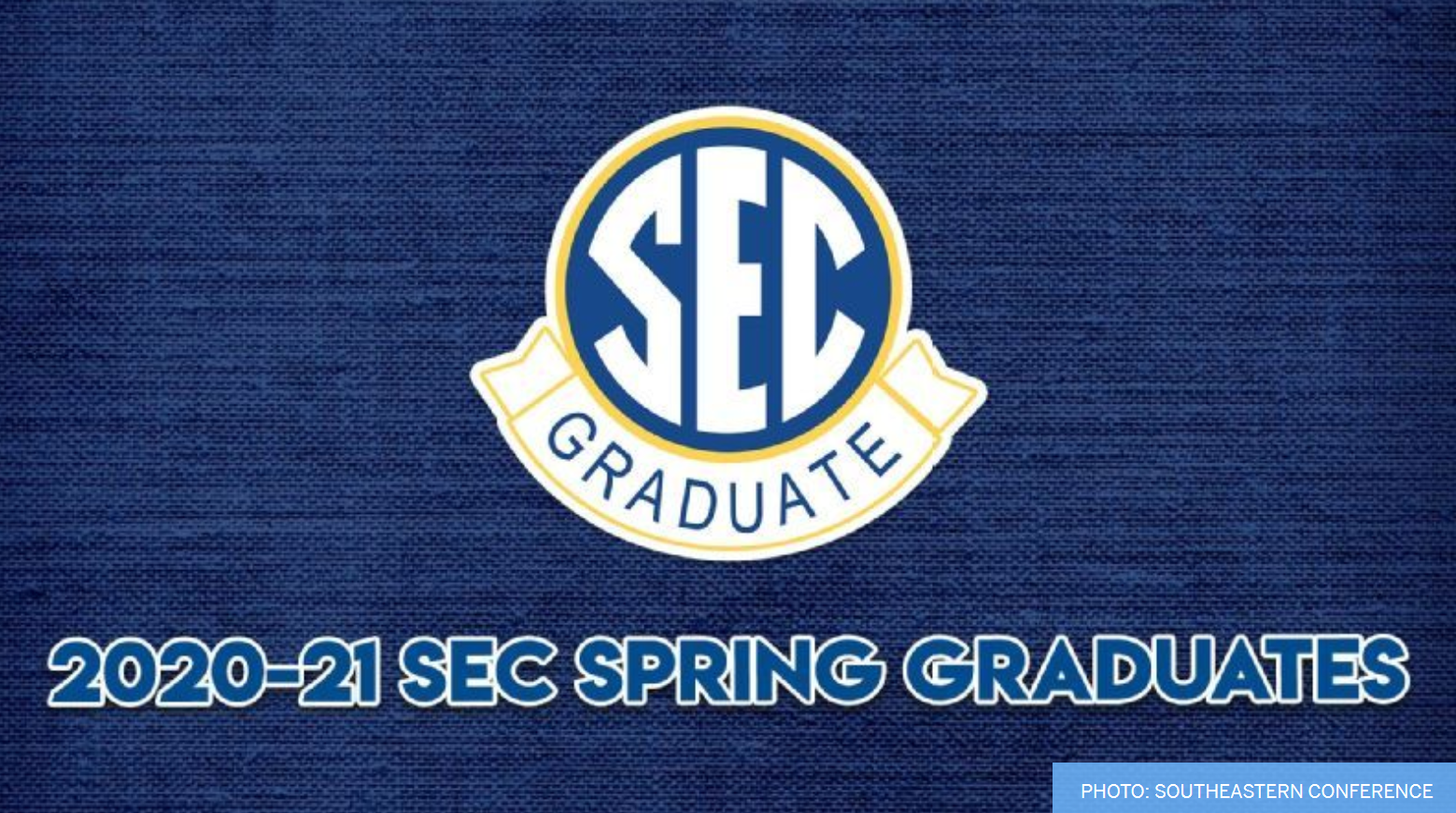 More Than 1,500 SEC Student-Athletes Earn Degrees