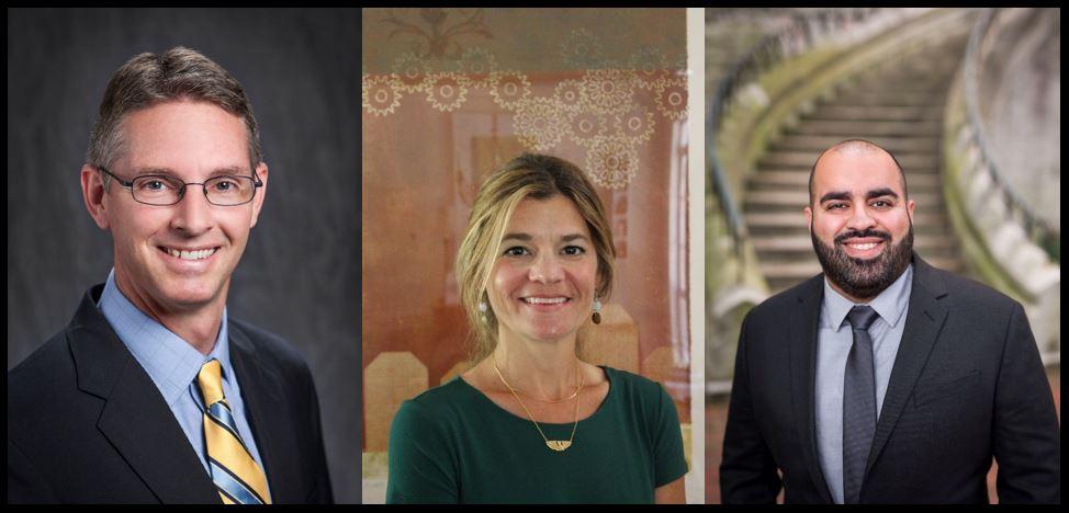 New Administrators Named SEC Academic Leadership Development Program Liaisons